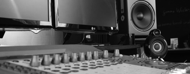studio foto zwartwit